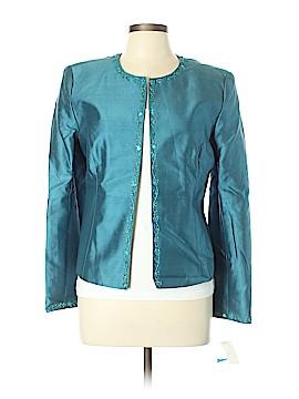 Bloomingdale's Silk Blazer Size 12