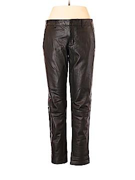 Vince. Leather Pants Size 10