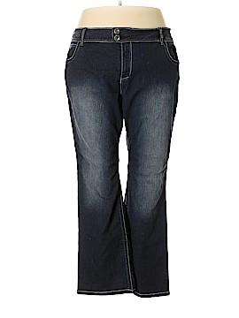 Roz & Ali Jeans Size 24 (Plus)