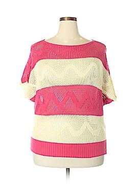 Jon & Anna Pullover Sweater Size 2X (Plus)