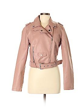 Rue21 Faux Leather Jacket Size M