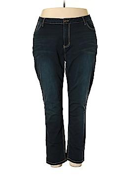 Catherines Jeans Size 2X (Plus)