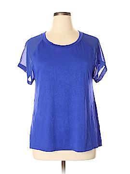 West Kei Short Sleeve Top Size XL