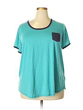 Secret Treasures Short Sleeve T-Shirt Size 3X (Plus)