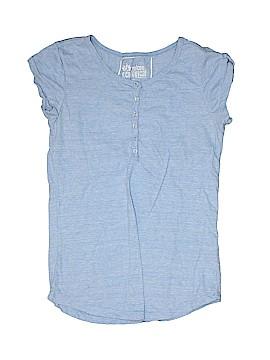 Volcom Short Sleeve Henley Size 12