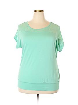 Lane Bryant Outlet Short Sleeve Top Size 18/20 Plus (Plus)