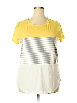 Fashion Classics Short Sleeve T-Shirt Size 2X (Plus)