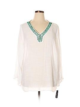 Alyx Long Sleeve Blouse Size 3X (Plus)