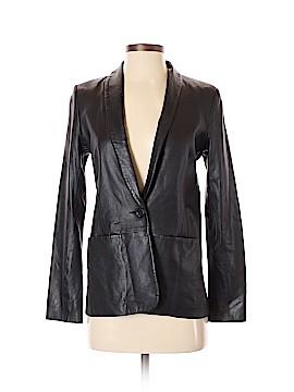 Vince. Leather Jacket Size 2