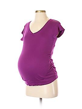 Oh! Mamma Short Sleeve T-Shirt Size S (Maternity)