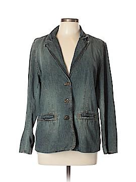 Chico's Design Denim Jacket Size Lg (2)