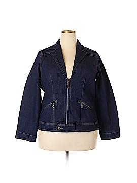 Goddess Denim Jacket Size 2X (Plus)