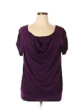 Judith Short Sleeve Top Size 2X (Plus)