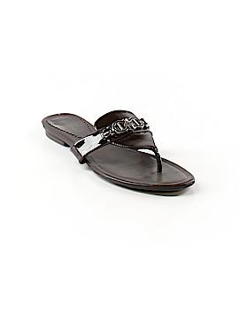 Etienne Aigner Flip Flops Size 9 1/2