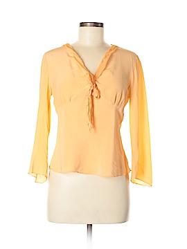 Allison Taylor Long Sleeve Blouse Size M