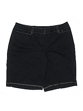Hearts of Palm Woman Khaki Shorts Size 18 (Plus)