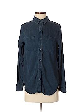 Banana Republic Factory Store Long Sleeve Button-Down Shirt Size XS