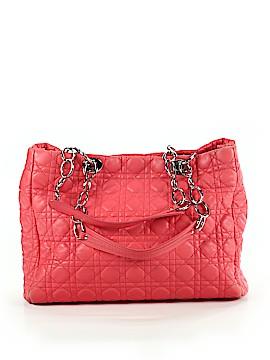 Christian Dior Leather Shoulder Bag One Size