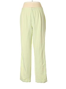 Sigrid Olsen Linen Pants Size 12
