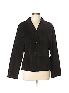 Brandon Thomas Leather Jacket Size L