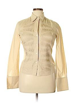 BCBGMAXAZRIA Long Sleeve Blouse Size 14