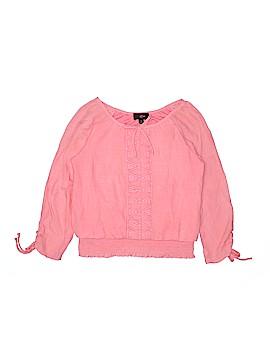 Iz Byer 3/4 Sleeve Blouse Size 16