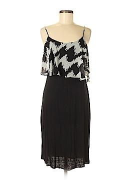 Rosette Casual Dress Size M