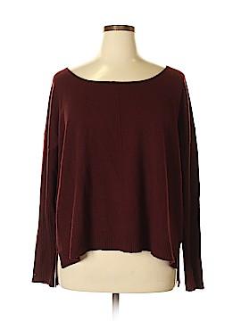Nili Lotan Cashmere Pullover Sweater Size XL