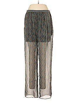 Theyskens' Theory Silk Pants Size L