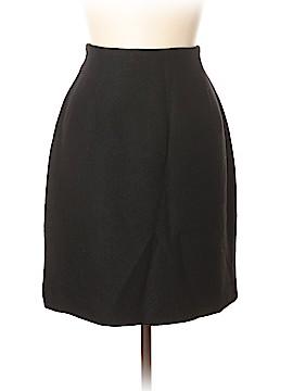 Henri Bendel Wool Skirt Size 14