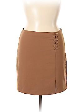 White House Black Market Casual Skirt Size 14 (Petite)