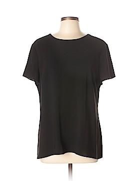 BOSS by HUGO BOSS Short Sleeve Blouse Size 12
