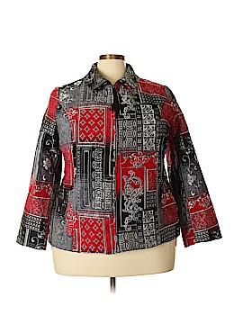 Susan Graver Jacket Size 22 (Plus)