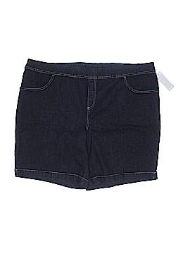 Terra & Sky Denim Skirt Size 2X (Plus)
