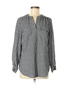 Cynthia Rowley TJX Long Sleeve Blouse Size M