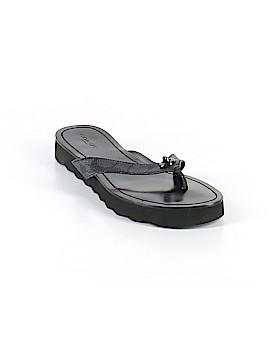 Coach Factory Flip Flops Size 8