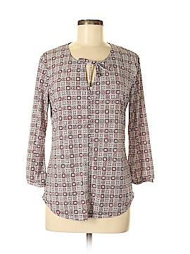 Liz Claiborne 3/4 Sleeve Top Size M