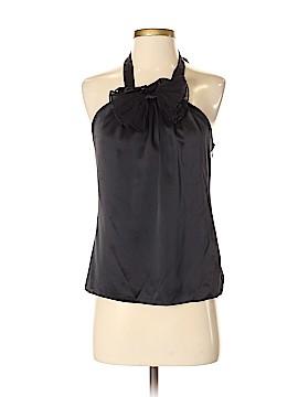 Betsey Johnson Sleeveless Silk Top Size 4