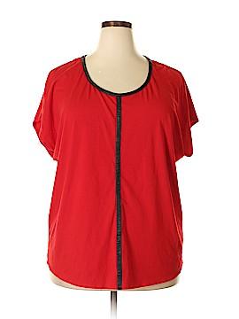 Chaus Sport Short Sleeve Top Size XXL