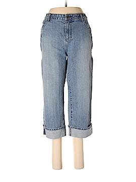 Hillard & Hanson Jeans Size 16 (Petite)