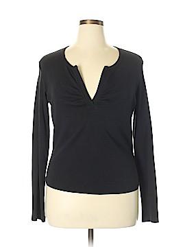 Moda International Long Sleeve Top Size XL