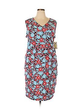 Allison Daley Casual Dress Size 24 (Plus)