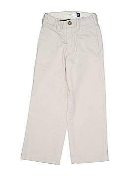 Gap Kids Casual Pants Size 5 (Slim)