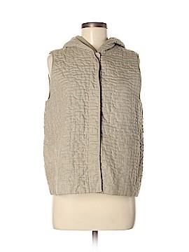 Eileen Fisher Vest Size M (Petite)