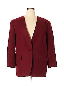Jones New York Wool Blazer Size 16