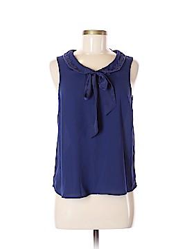 LC Lauren Conrad Sleeveless Blouse Size M