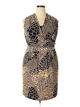 Peck & Peck Casual Dress Size XL