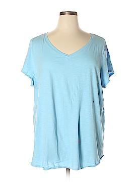 Eileen Fisher Short Sleeve T-Shirt Size 2X (Plus)