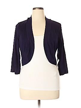 Jessica Howard Cardigan Size 1X (Plus)