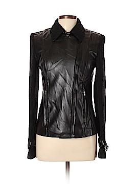 Sachin + Babi for Ankasa Faux Leather Jacket Size 10